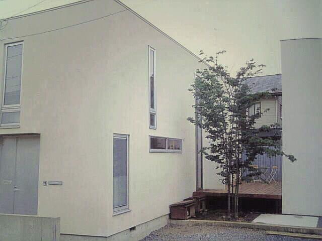 House in tukuba