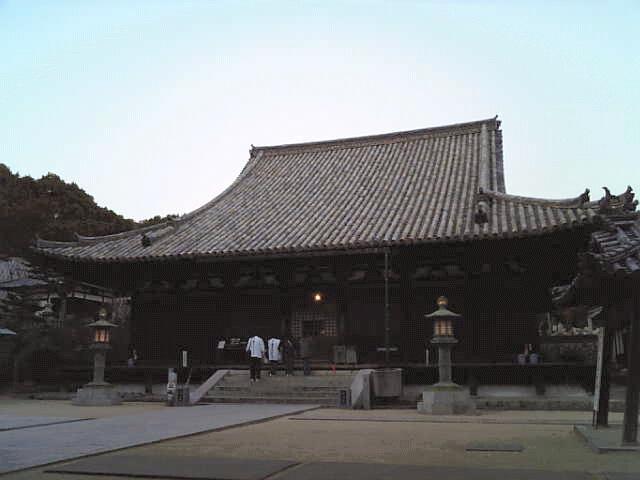 52番札所 太山寺