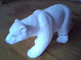 シュライヒ 白熊