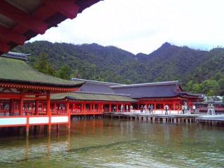 厳島神社再び