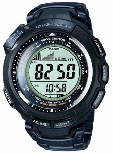 CASIO PROTREK Super Sim Line MULTI BAND5 PRW-1300YTJ-1JF