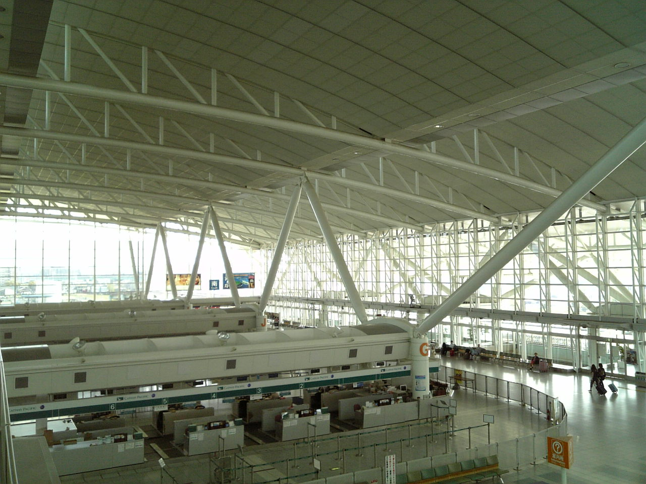 福岡空港 国際線ターミナル