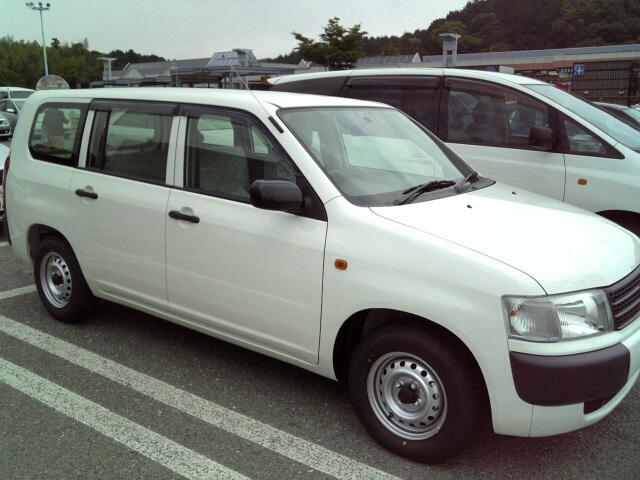 新車来た〜v(゜V^*)