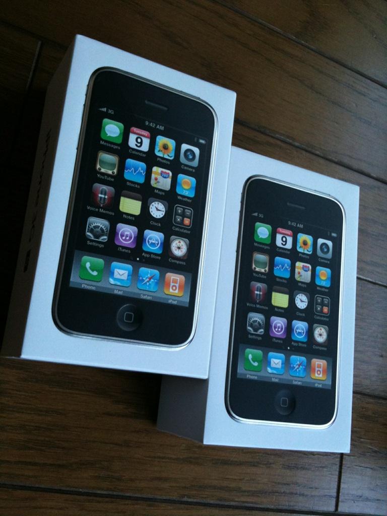 iPhone家族