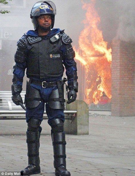 イギリスの警察官