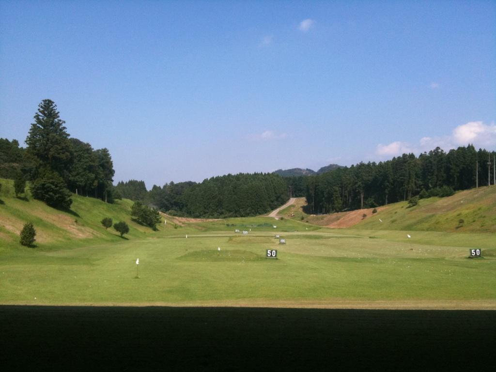 ちとせゴルフ練習場