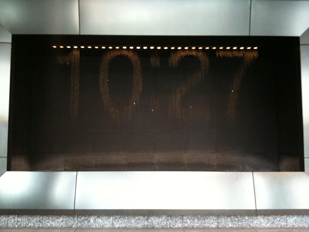 大阪駅の時計
