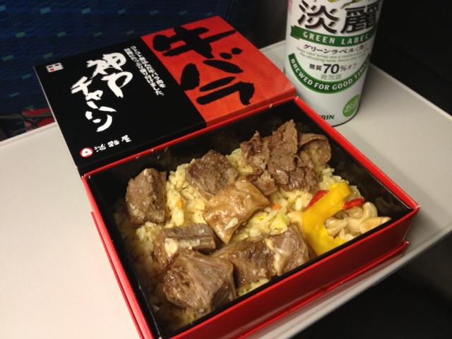 牛バラ神戸チャーハン