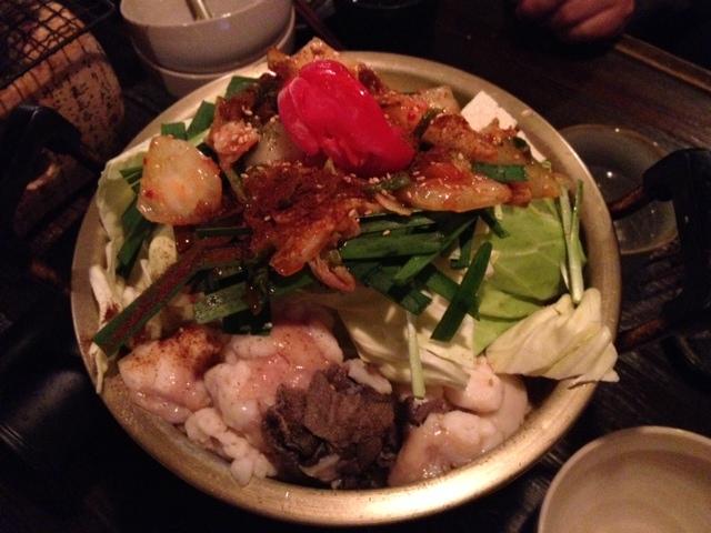 ハバネロ鍋