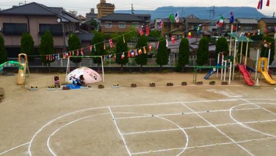 幼稚園  運動会