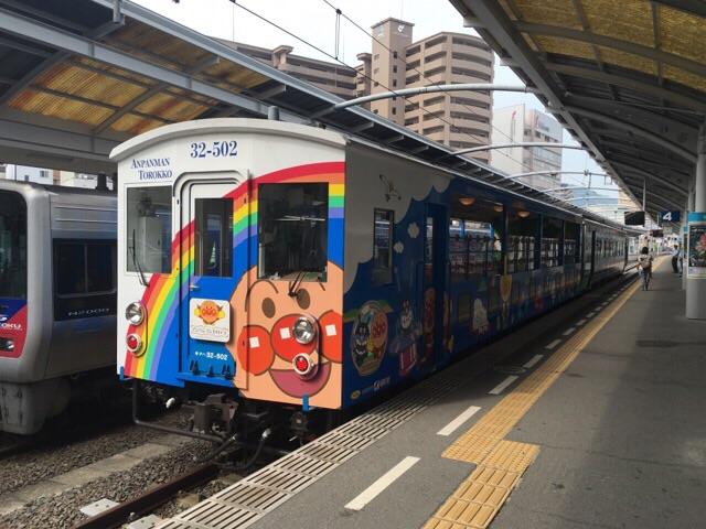 アンパントロッコ列車