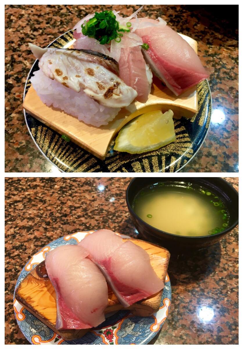 回転寿司  北海道