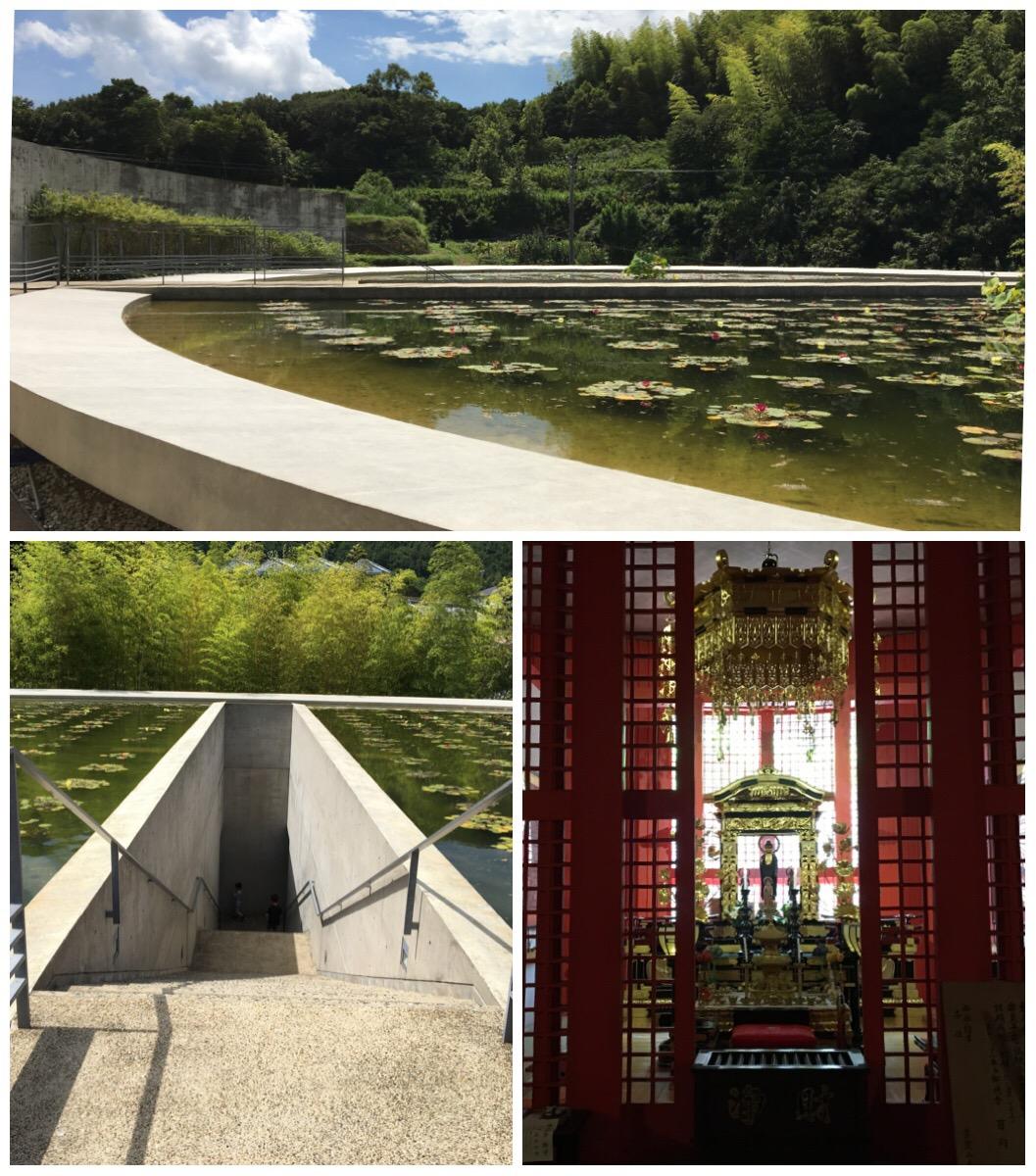 本福寺水御堂 (Water Temple)