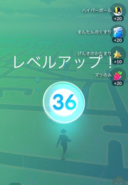 レベル36