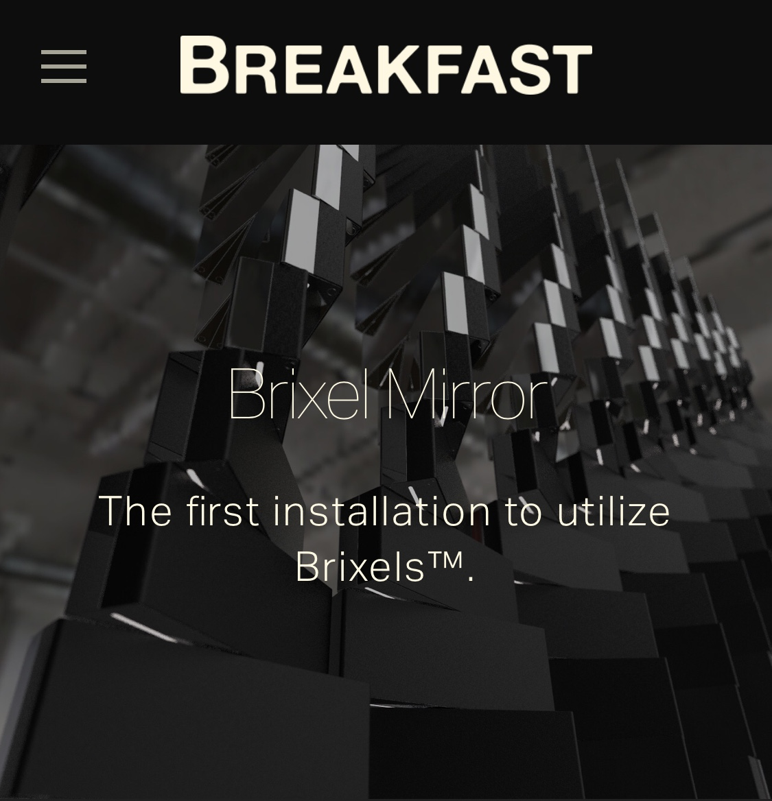 Brixel Mirror