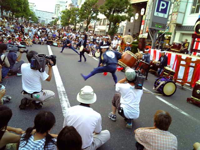 倉敷天領夏祭