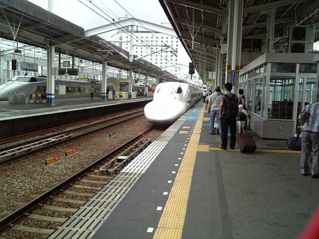 大阪出張だけど・・・