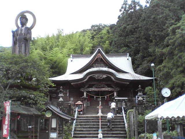 35番札所 清瀧寺